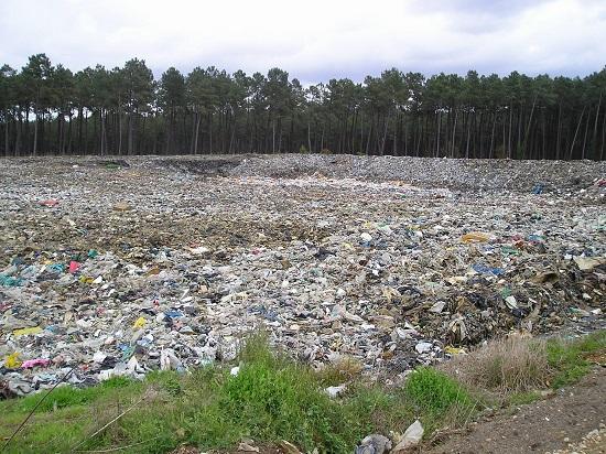 Casier décharge déchets ménagers@ARS DT 40