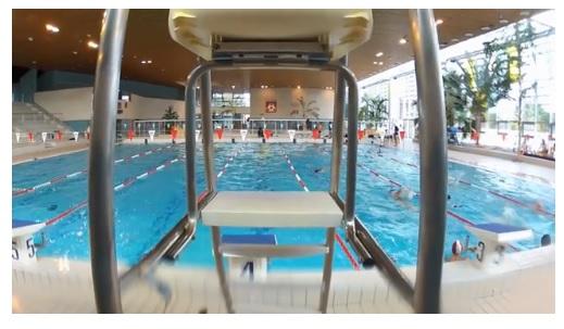 Visuel vidéo eaux de piscine