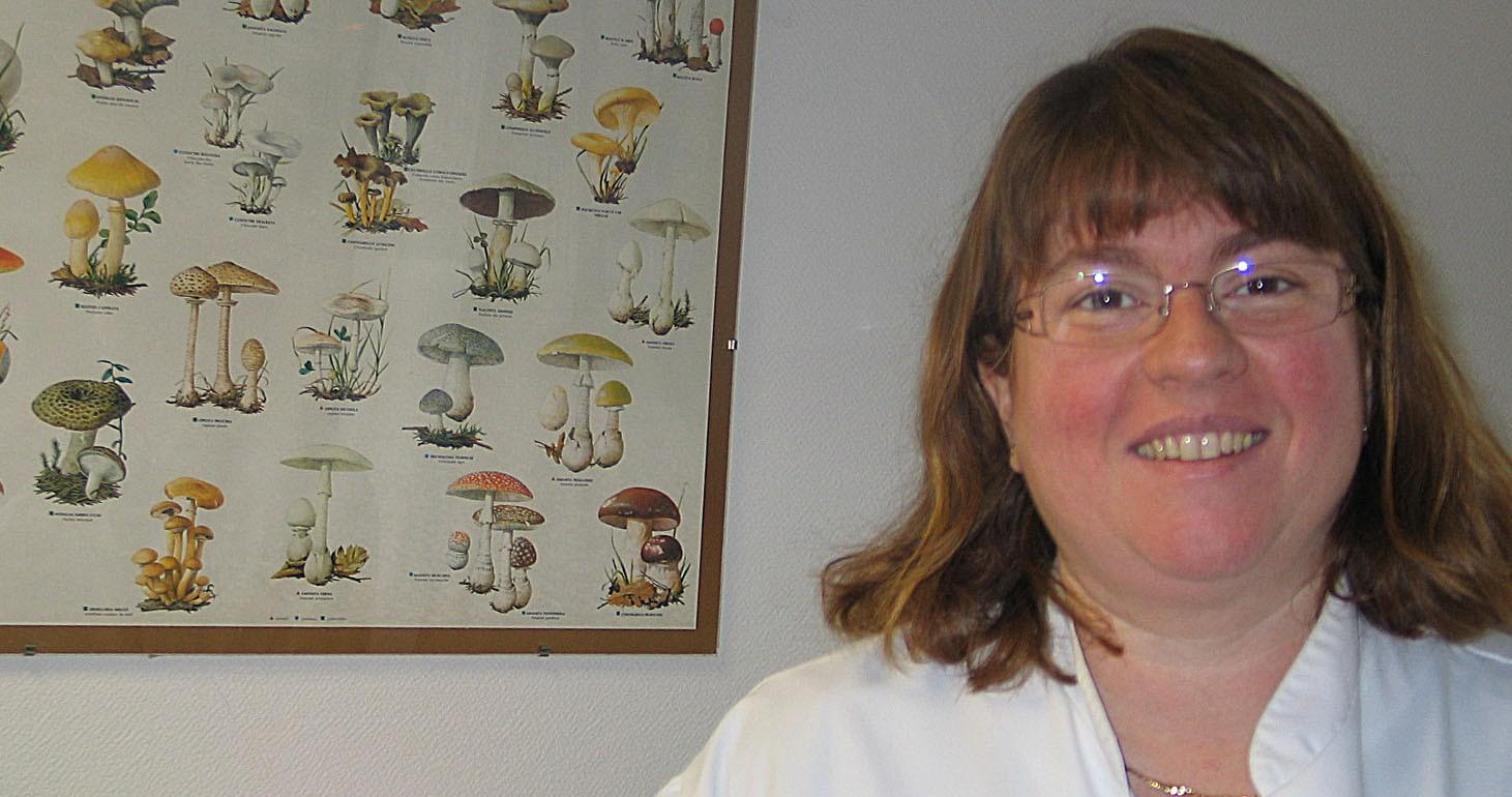 Dr. Magali Oliva-Labadie, chef de service du CAPTV