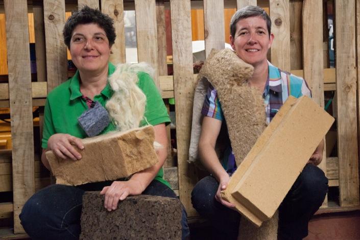 Patricia et Nathalie de l'association AlterAmazones©Marine Richard