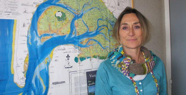 Hélène Jeanneret, directrice, Ifremer Arcachon