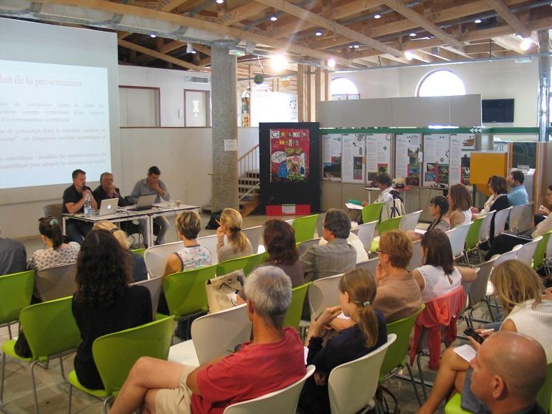 Interrogations philosophiques sur la donnée scientifique dans les démarches éducatives©GRAINE Aquitaine