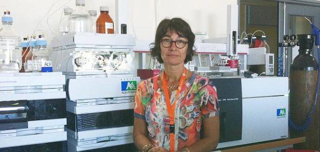 Hélène Budzinski, responsable du LPTC-EPOC de l'Université de Bordeaux