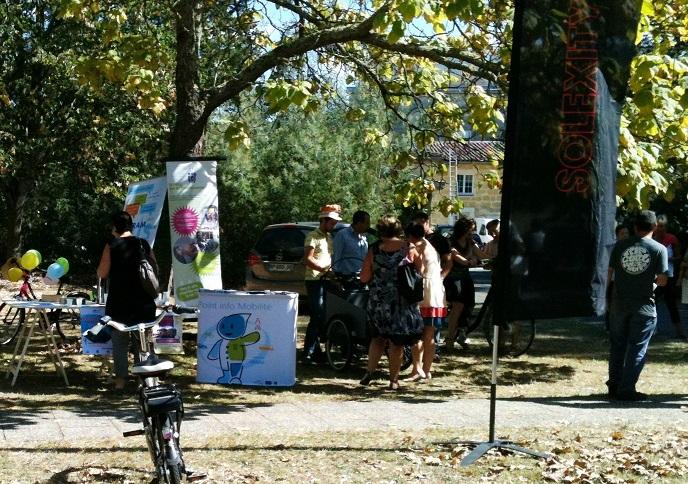 La Semaine de la mobilité 2014 au CHU de Bordeaux