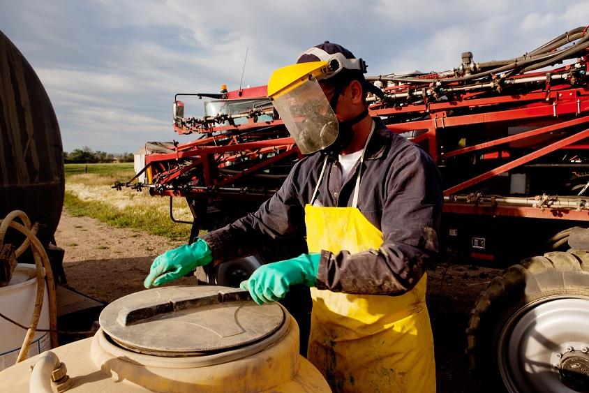 Régulièrement, on suspecte les pesticides d'avoir des répercussions sur la santé humaine©Fotolia