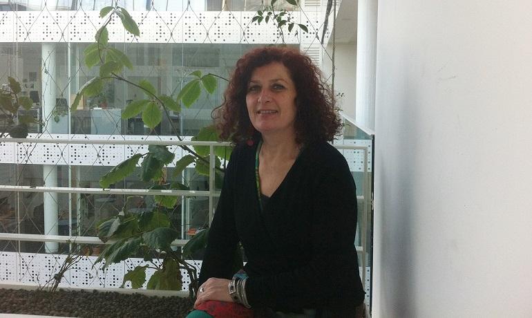 Isabelle Haumont, chargée de projets à Bordeaux Métropole