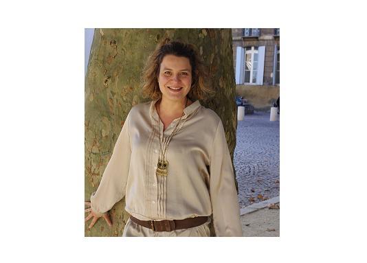 Alexandra Pamies, à l'origine du projet « Réseau Mille Pattes » © Matthieu Dubourg