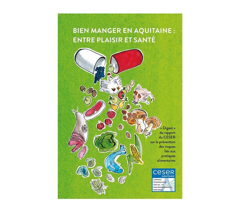 Bien Manger en Aquitaine- entre plaisir et santé©CESER