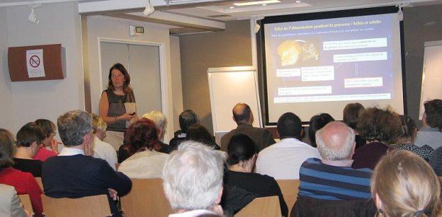 Une soixantaine de médecins ont assisté à la conférence organisée par l'URPS ML d'Aquitaine©GRAINE Aquitaine
