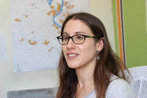 Elodie Duboy, conseillère mobilité à Wimoov Bordeaux©GRAINE Aquitaine