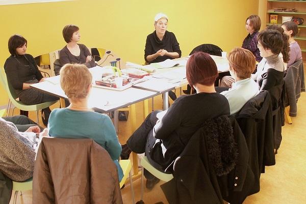 Ouverts à tous les agents, deux ateliers d'une vingtaine de participants ont eu lieu en 2014©HSEN