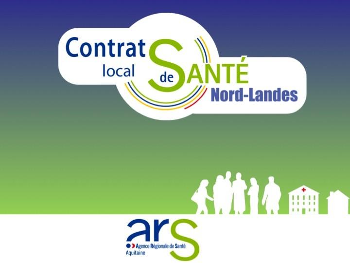 Le Contrat Local de Santé Nord-Landes a été signé en juin 2013