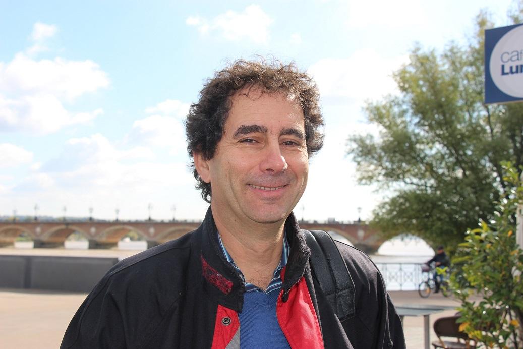 Alain Garrigou, professeur en érgonomie à l'IUT de Bordeaux©GRAINE Aquitaine