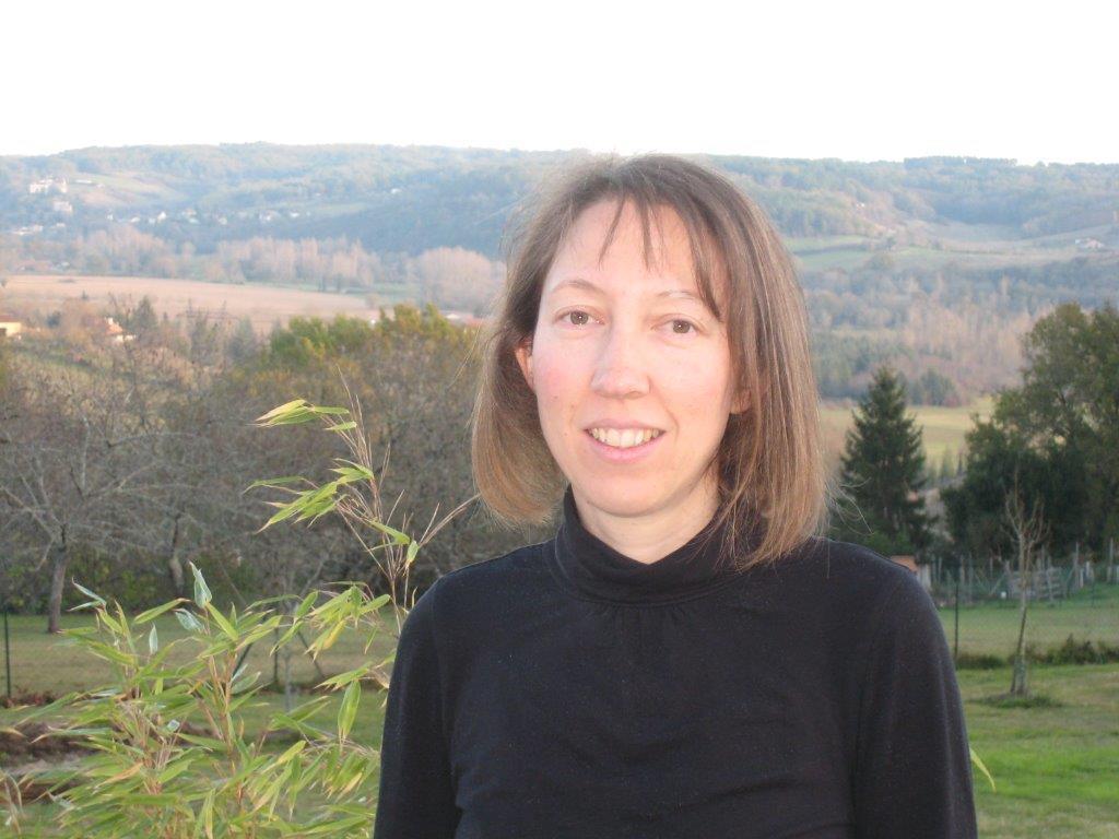 Céline Coupeau, première éco-infirmière en Aquitaine © Céline Coupeau