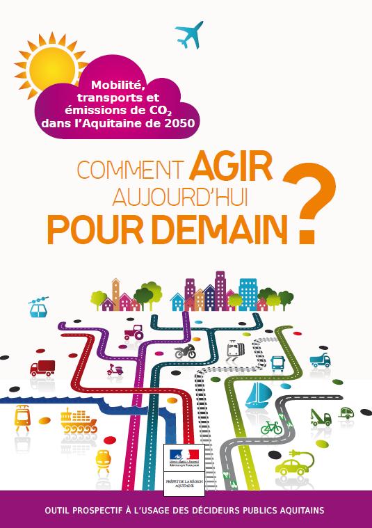 Un outil prospectif à l'usage des décideux aquitains©DREAL Aquitaine