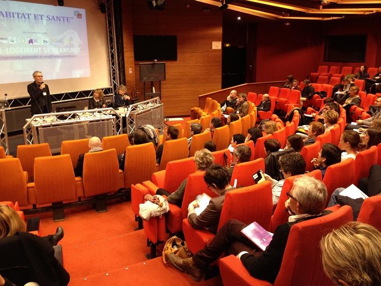 Le colloque a réuni plus de 120 participants, acteurs de la santé et du logement confondus©FondationAbbéPierre
