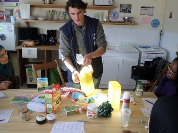 Une trentaine d'ateliers pédagogiques ont été animés depuis la création©Graine Poitou-Charentes