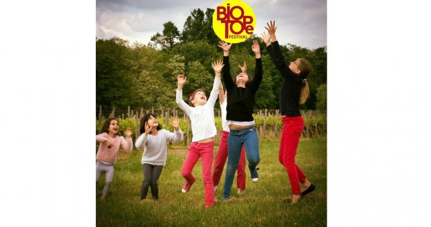 L'affiche du Biotope festival