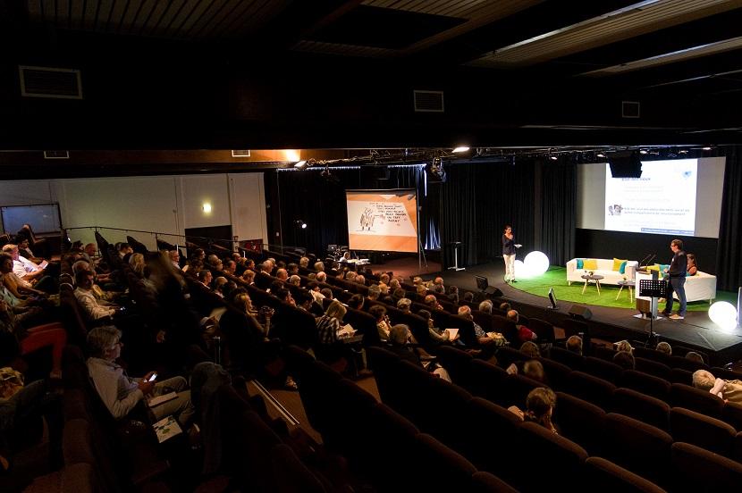Le colloque a réuni plus de 120 personnes dans le cadre des JRA à La Rochelle© Julian Baresch