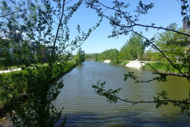 Le projet prévoit la construction de 600 logements et d'aménagements urbains et paysagers©Bordeaux Métropole