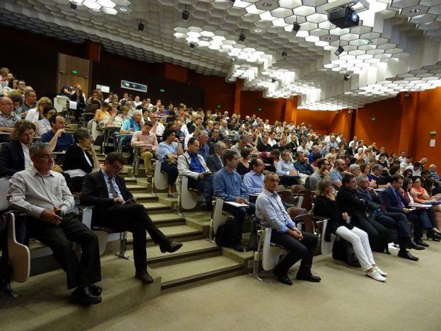 Plus de 300 professionnels de la construction et institutionnels ont assisté au colloque©CARSAT