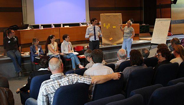 Des ateliers thématiques ont fait émerger les futurs enjeux du PRSE3 © GRAINE Aquitaine