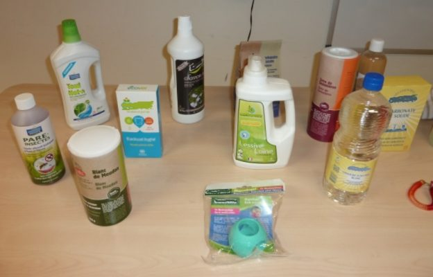 Des préjugés sont tombés, comme le coût, supposé plus onéreux des produits « bio »©CPIE Pays Creusois