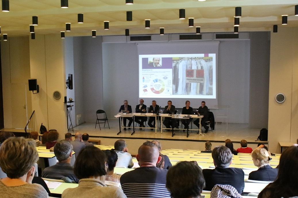 La conférence a réuni 70 participants de différents secteurs ©CH Guéret