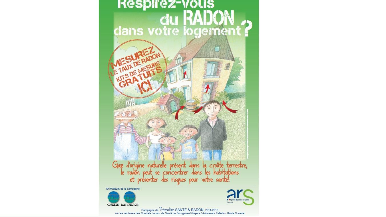 Affiche de la campagne de sensibilisation©ARS ALPC