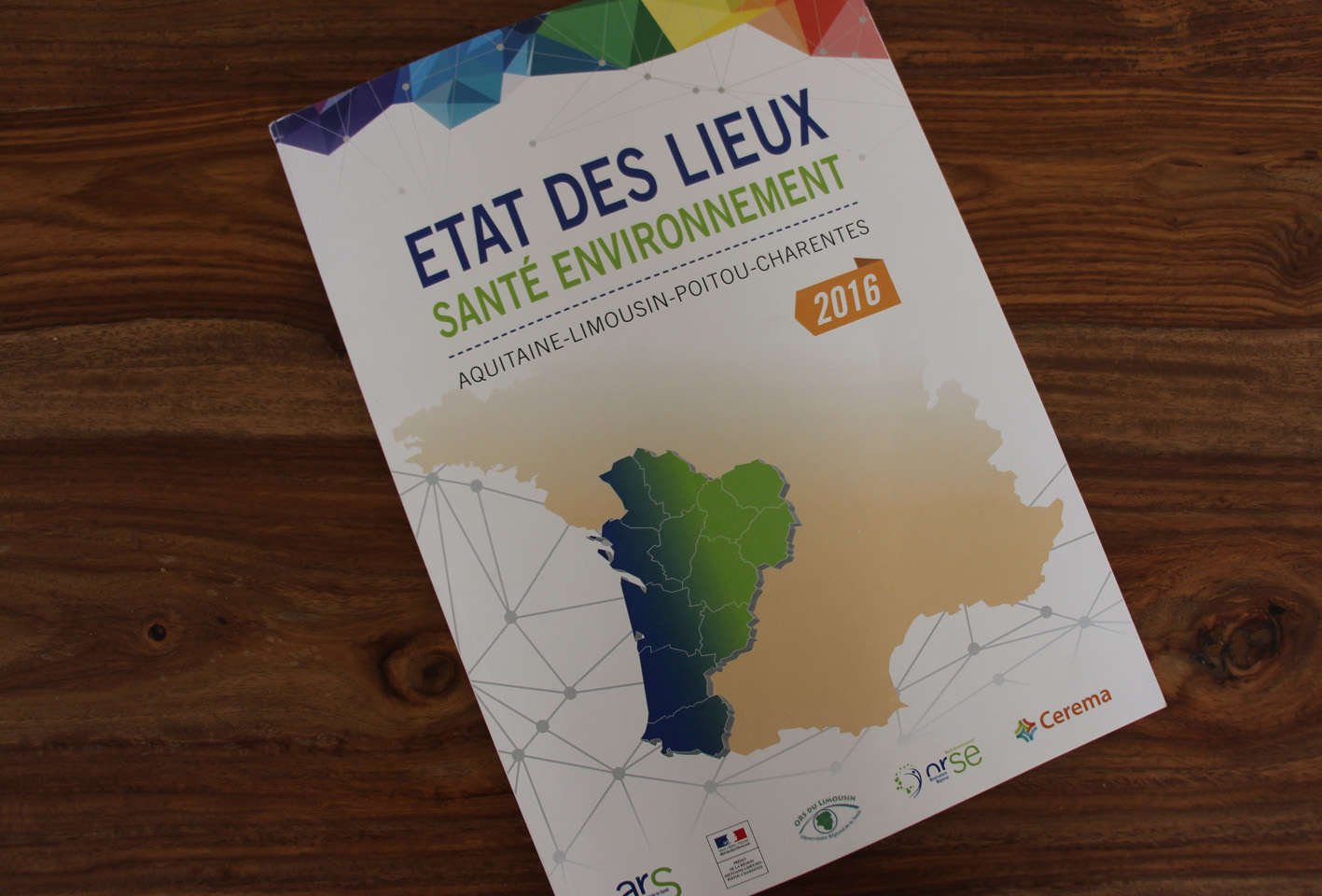 L'état des lieux santé-environnement 2016 est disponible©GRAINE Aquitaine