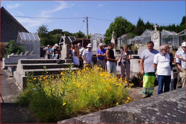 Des ateliers de formation thématique sont organisés pour accompagner les communes©CPIE Pays Creusois
