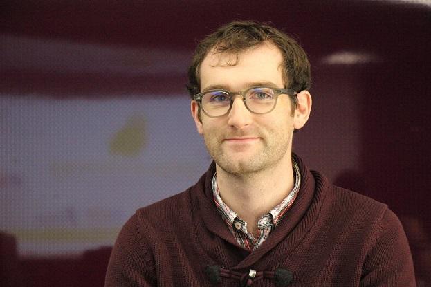 Simon Leproux, chargé de mission à l'ORSE Limousin@GRAINE Aquitaine