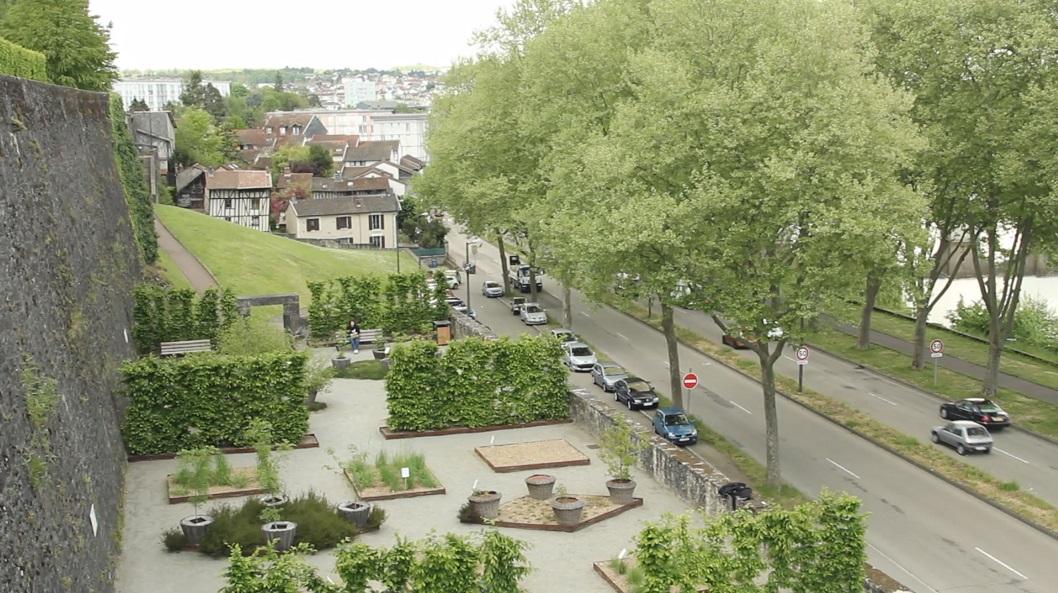 Le Pollinarium Sentinelle a été inauguré en mai 2016 à Limoges©Ville de Limoges