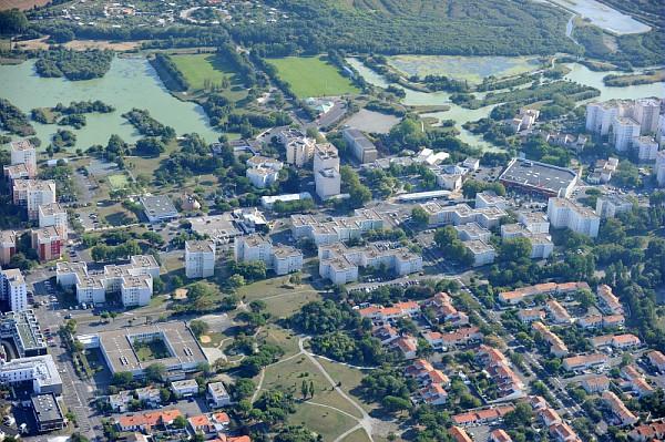 Le quartier compte un peu plus de 6600 habitants©J.Chauvet