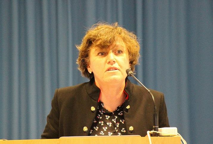 Virginie Migeot, chef du service santé publique du CHU de Poitiers©GRAINE Aquitaine