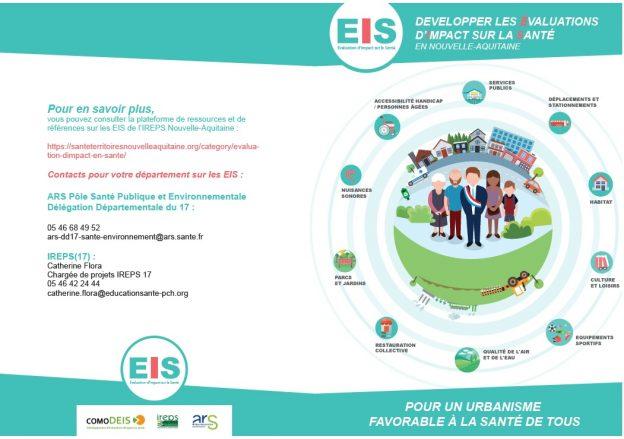 Plaidoyer EIS en Charente-Maritime©IREPS NA