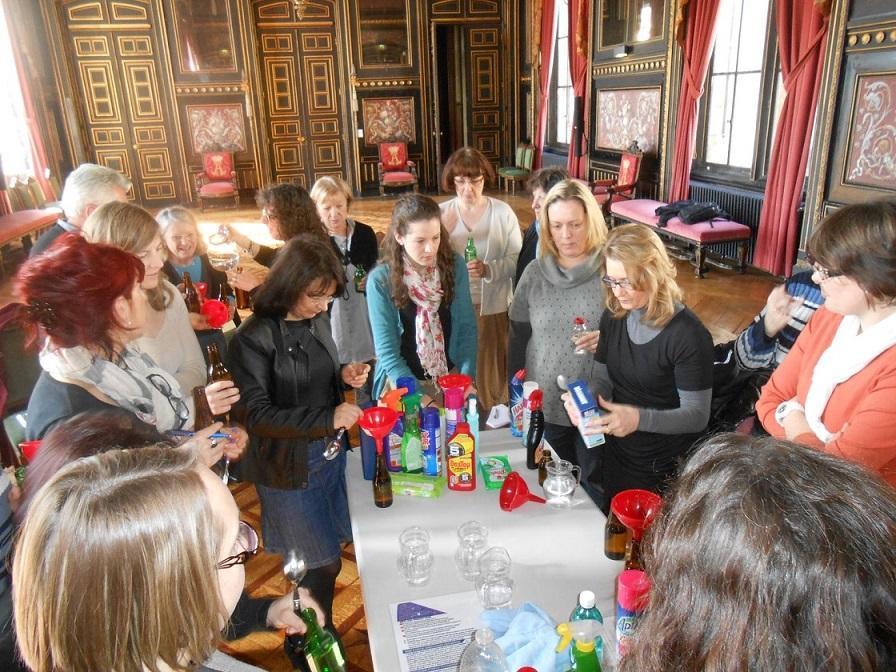 En 2017, environ 400 personnes ont assisté à une quarantaine d'ateliers © Charente Nature