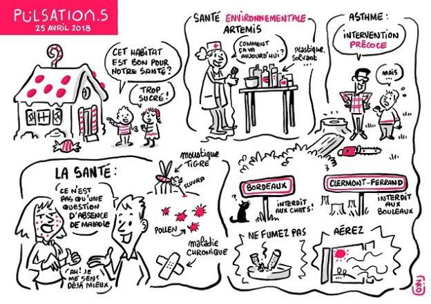 Favoriser la circulation des idées, l'éclosion et la diffusion de nouvelles pratiques © Clairsienne