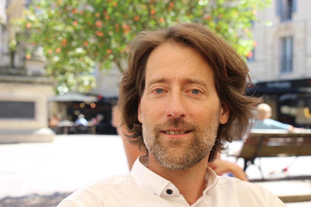 Ragnar Weissmann, directeur scientifique d'OSE © GRAINE Aquitaine