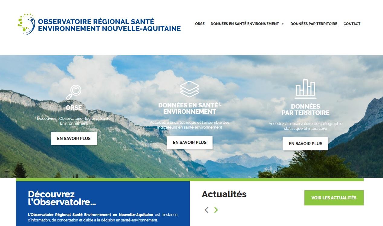 Le site est ouvert depuis septembre 2018 © ORSE NA