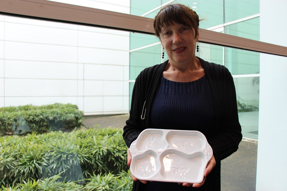 500 plateaux repas vont être produits par la Fabrique de la Porcelaine © GRAINE Aquitaine