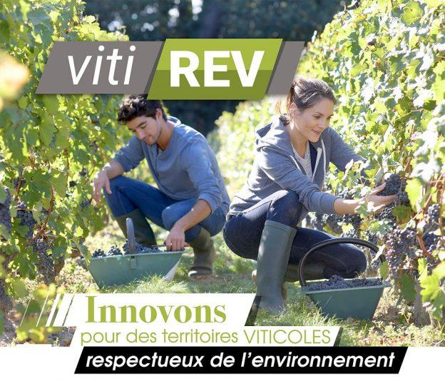VitiREV veut accélérer la transformation de la viticulture en Nouvelle-Aquitaine © RNA