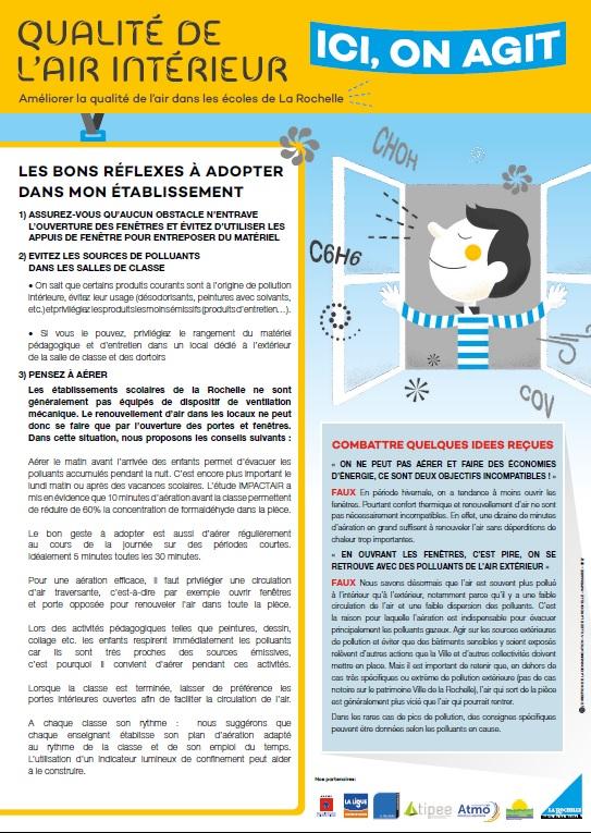 Affiche ImpatcAir - La Rochelle