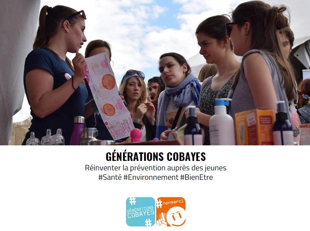 Notre mouvement, c'est 1300 bénévoles actifs en France © Générations Cobayes