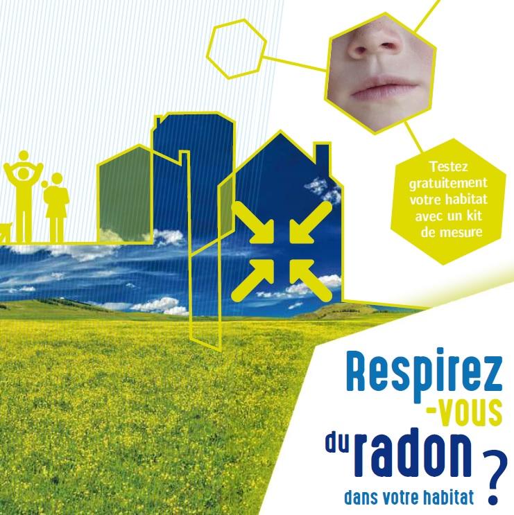 Respirez-vous du radon dans votre habitat