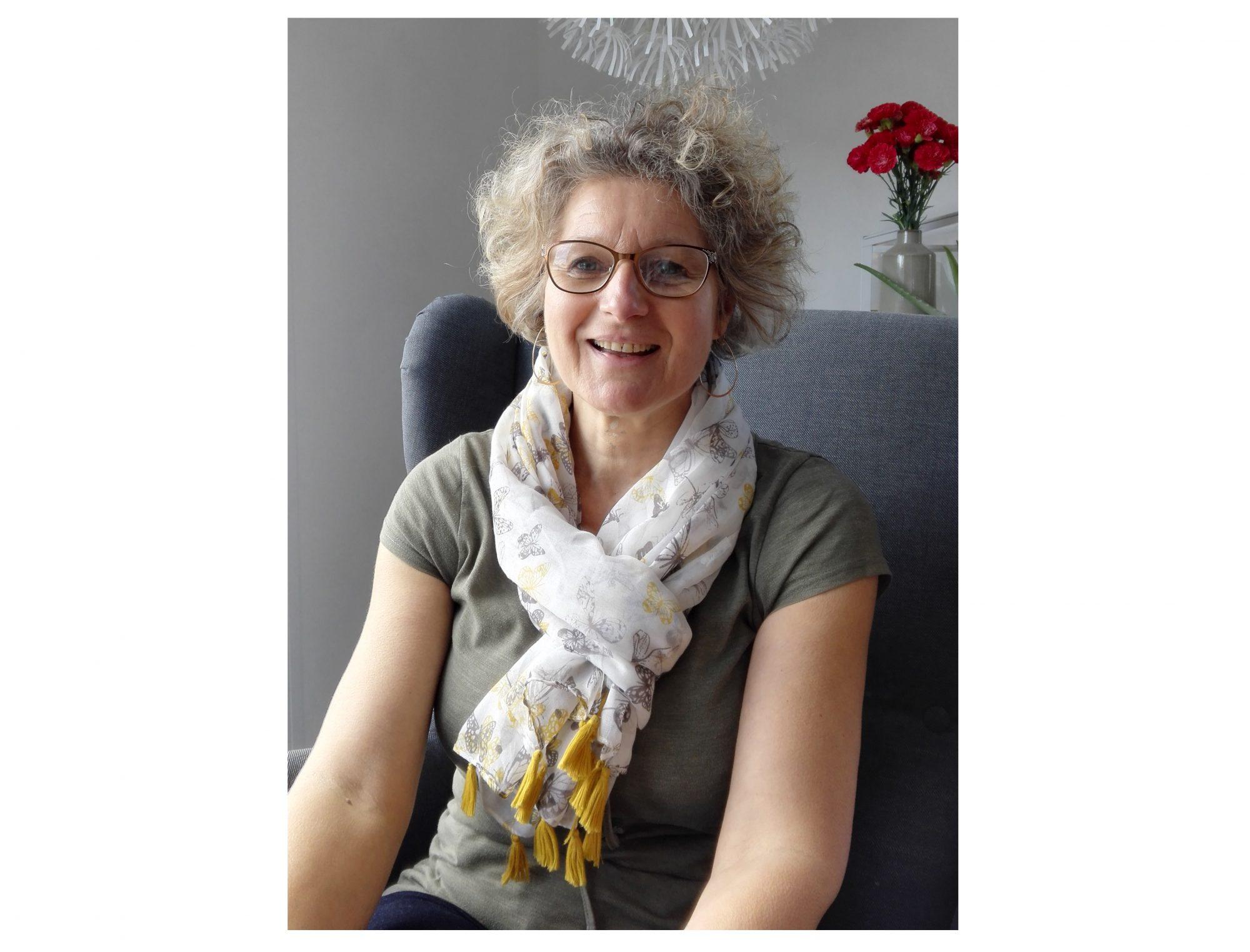 Isabelle Bussy, éco-infirmière, vient de créer sa structure dans les Landes © I. Bussy
