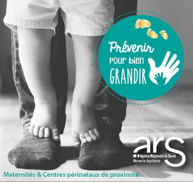 Le label Prévenir pour bien grandir© ARS NA