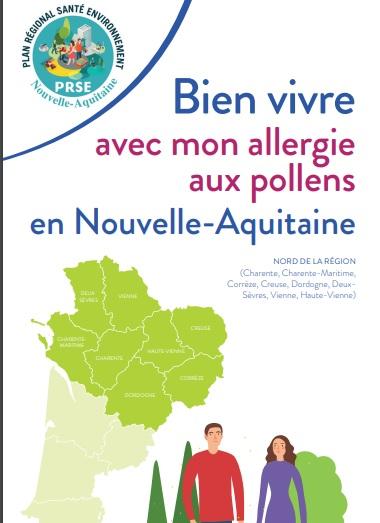 Bien vivre avec mon allergie aux pollens © Atmo Nouvelle-Aquitaine