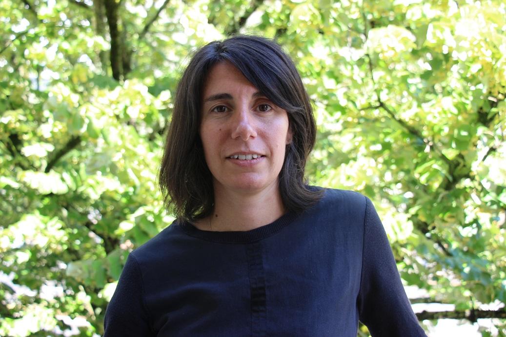 Céline Garnier de l'ORS NA © GRAINE Aquitaine