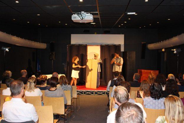 Le spectacle va tourner dans les 12 départements © GRAINE Aquitaine